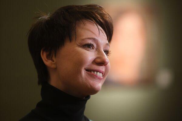 L'attrice russa Chulpan Hamatova. - Sputnik Italia