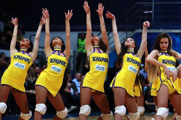 Le cheerleader russe. - Sputnik Italia