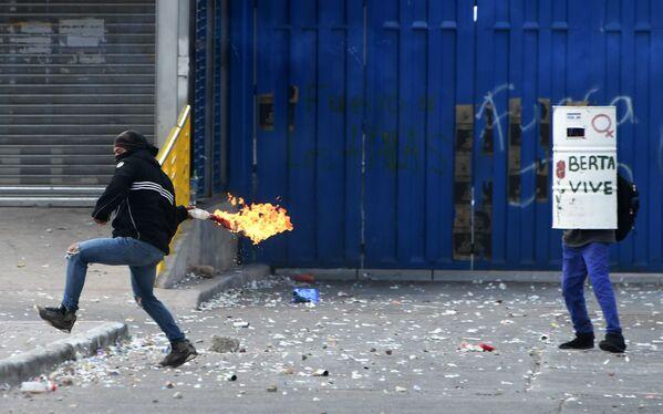 Proteste a Honduras. - Sputnik Italia
