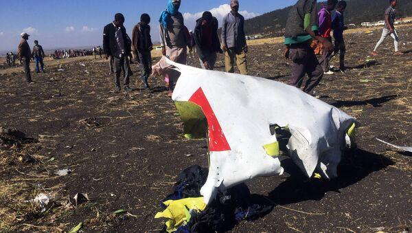 Ethiopian Airlines Flight ET 302 Plane Crash - Sputnik Italia
