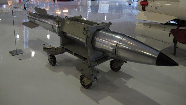 Bomba atomica B61 - Sputnik Italia