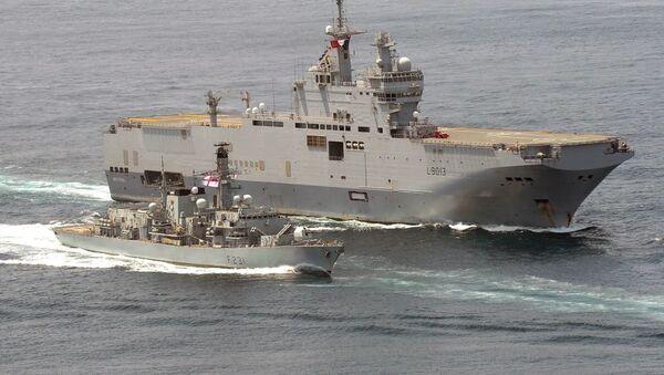 La fregata britannica HMS Argyll - Sputnik Italia