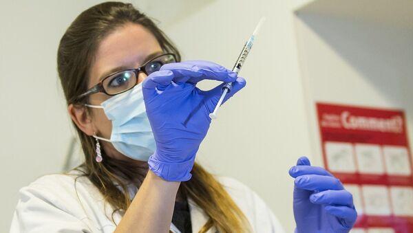 Vaccini di Ebola - Sputnik Italia