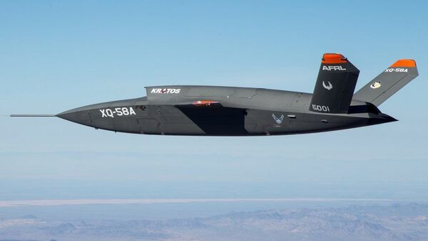 Il volo del XQ-58A Valchiria - Sputnik Italia
