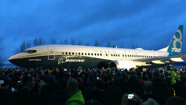 Boeing 737 MAX   - Sputnik Italia