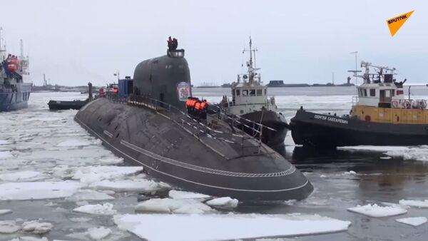 Dimostrati i nuovi sottomarini della Marina militare russa - Sputnik Italia