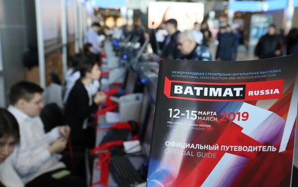 BATIMAT 2019 - Nei 4 giorni di salone è stata superata quota 100 mila visitatori unici - Sputnik Italia