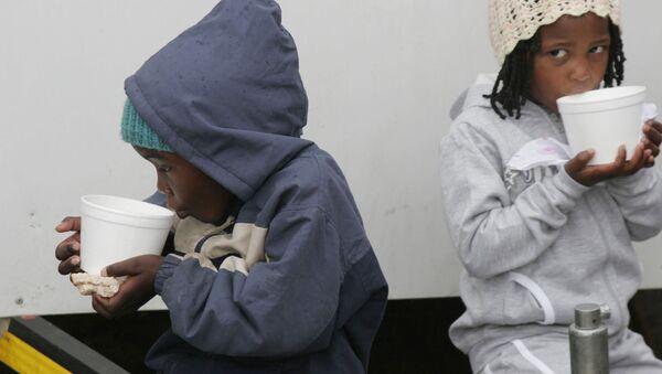 Bambini africani - Sputnik Italia