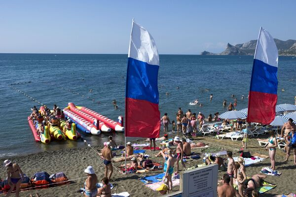 La Crimea dopo cinque anni di Russia - Sputnik Italia
