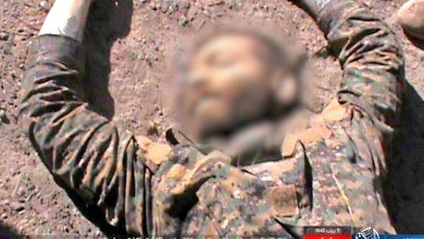 Corpo del uomo che sarebbe Lorenzo Orsett, volontario italiano ucciso in Siria - Sputnik Italia