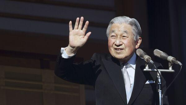 Imperatore giapponese Akihito - Sputnik Italia