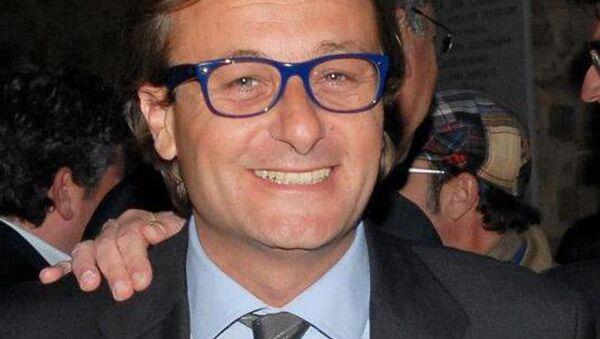 Felice Errante, l'ex sindaco di Castelvetrano - Sputnik Italia