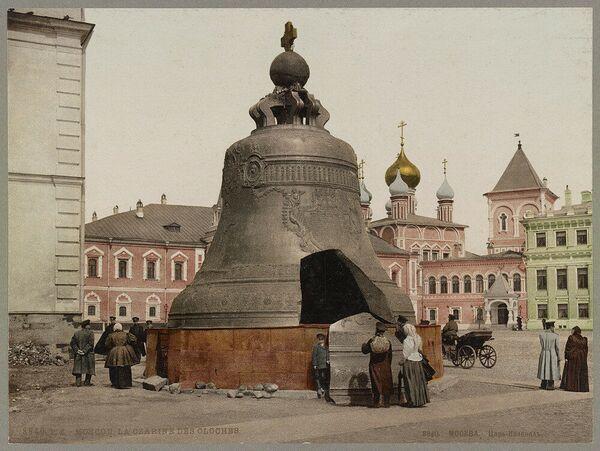 La Zarina delle Campane, nel Cremlino di Mosca  - Sputnik Italia