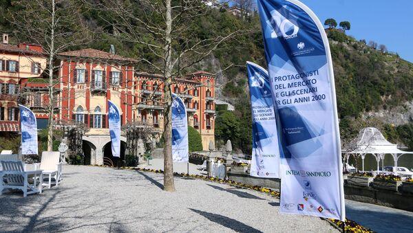 Il Forum Confcommercio in Villa d'Este a Cernobbio - Sputnik Italia