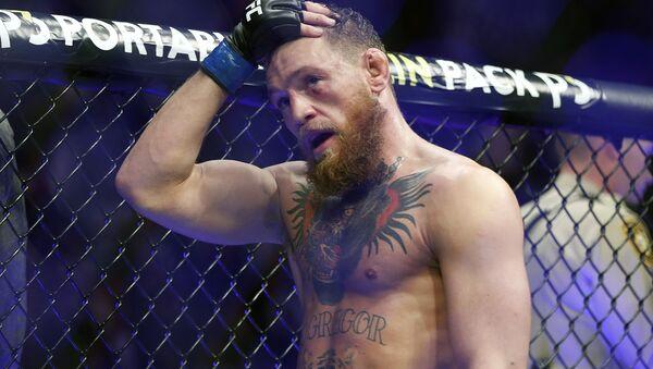 L'artista marziale misto irlandese e campione dell'UFC  Conor McGregor - Sputnik Italia