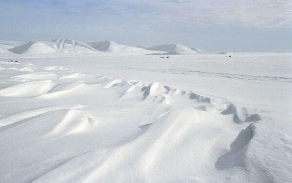 La spedizione congiunta del 1989 durò 2 mesi e percorse quasi 2mila km tra Chukotka e Alaska - Sputnik Italia