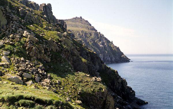 Isola Grande Diomede (Ratmanov) - 1978 - Sputnik Italia