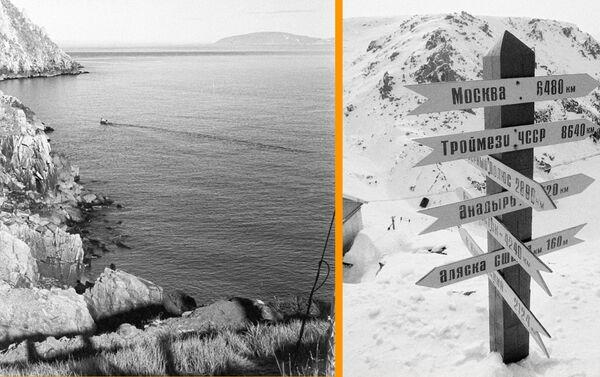 Repertorio d'epoca, isola Grande Diomede - Sputnik Italia