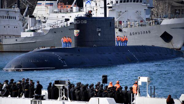 Il sottomarino Velikij Novgorod - Sputnik Italia
