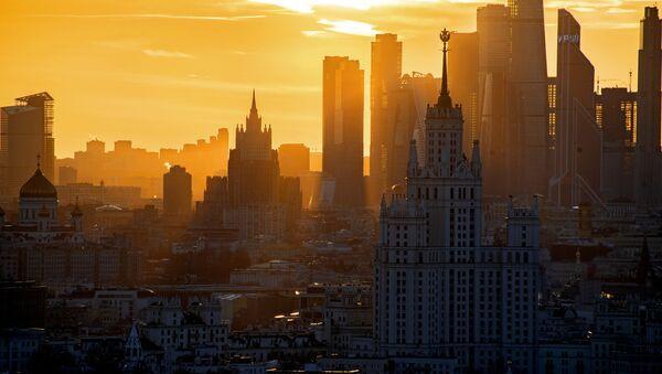La vista del ministero degli Esteri russo, Mosca. - Sputnik Italia