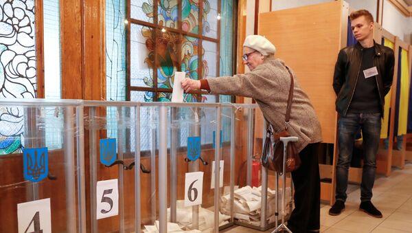 Elezioni presidenziali, Ucraina - Sputnik Italia
