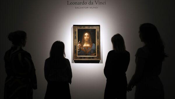 Salvator mundi di Leonardo Da Vinci - Sputnik Italia