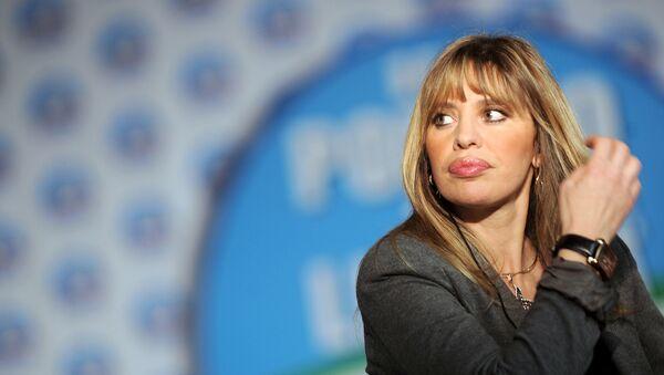 Alessandra Mussolini - Sputnik Italia