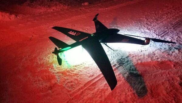 Il drone convertiplano TRIADA dell'azienda russa ADA Aerospace - Sputnik Italia