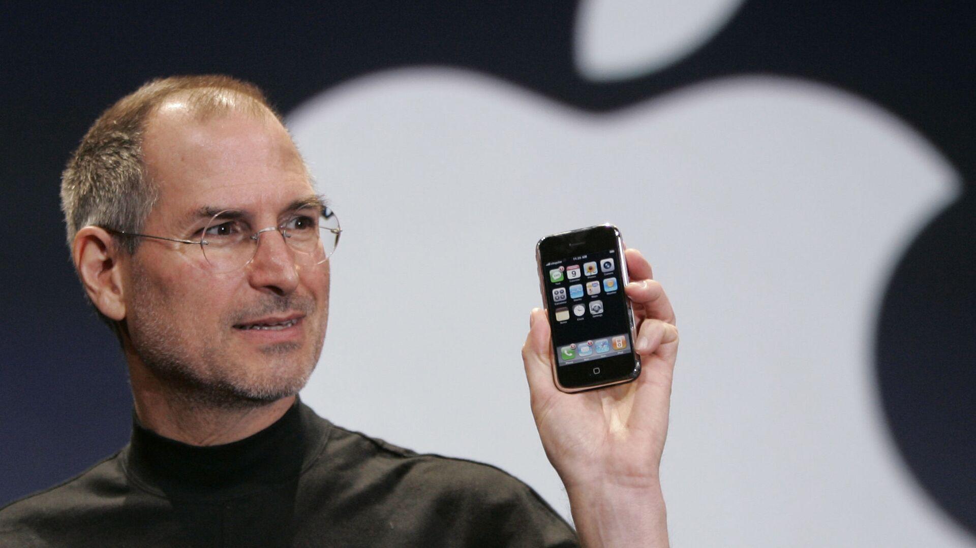 Steve Jobs e Apple - Sputnik Italia, 1920, 27.09.2021