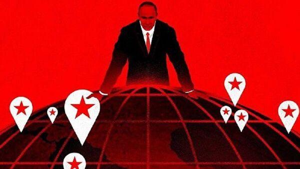 Copertina del giornale TIME con Putin - Sputnik Italia