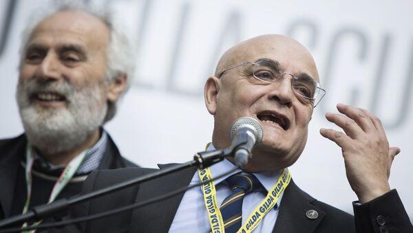 Rino Di Meglio, coordinatore nazionale della Gilda degli insegnanti - Sputnik Italia