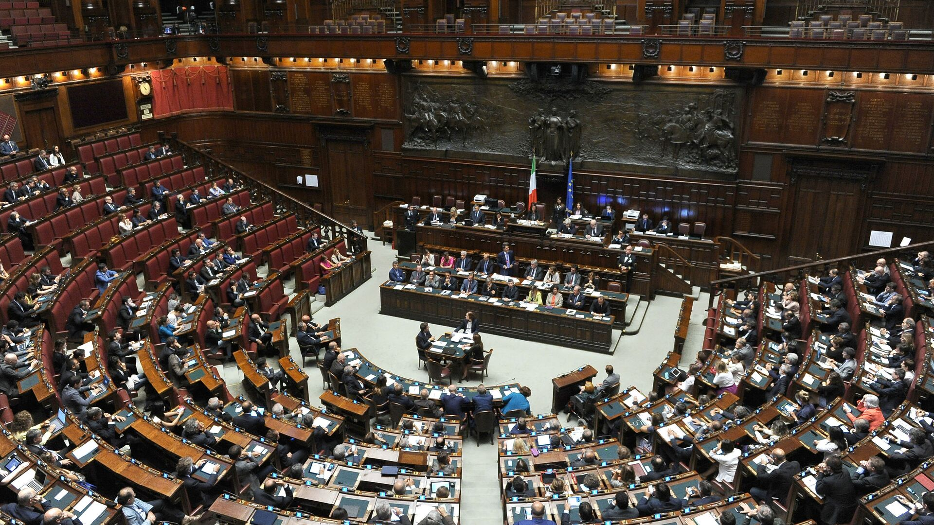 Parlamento italiano - Sputnik Italia, 1920, 23.09.2021