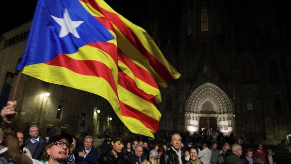 Bandiera della Catalogna - Sputnik Italia