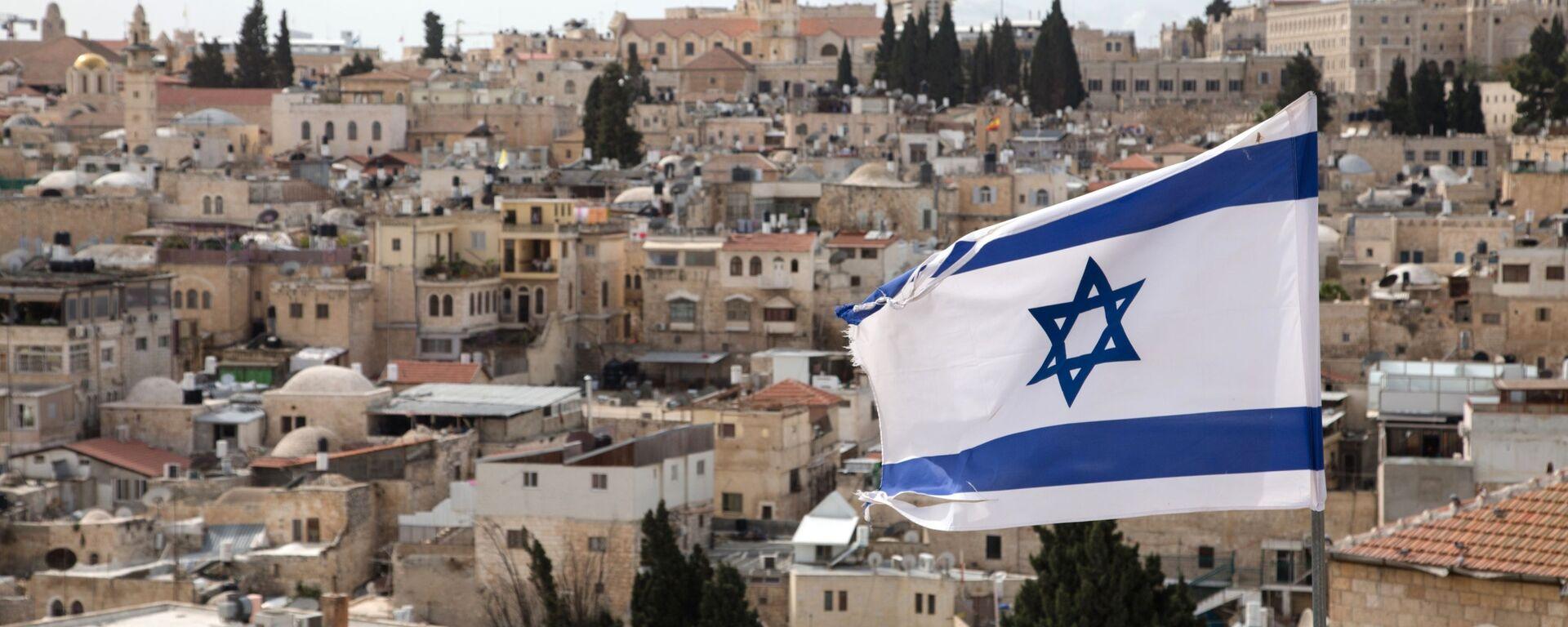 Bandiera Israele - Sputnik Italia, 1920, 15.06.2021