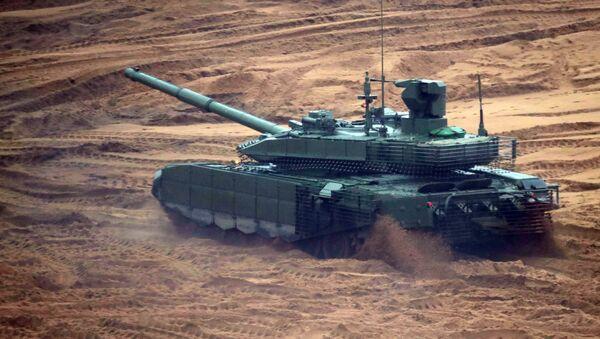 Il carro armato T-90MS - Sputnik Italia