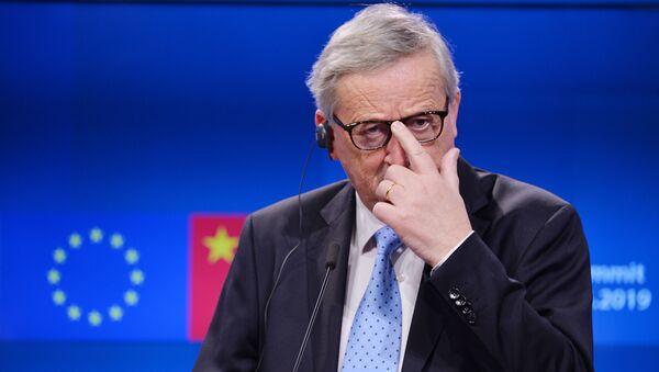 Il Presidente della Comissione Europea Jean-Claude Juncker - Sputnik Italia