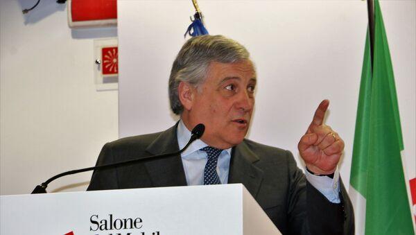 Antonio Tajani - Sputnik Italia
