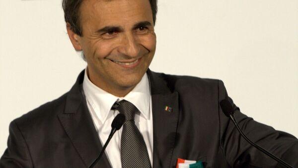 Ricardo Antonio Merlo - Sputnik Italia