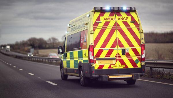 Ambulanza nel Regno Unito - Sputnik Italia