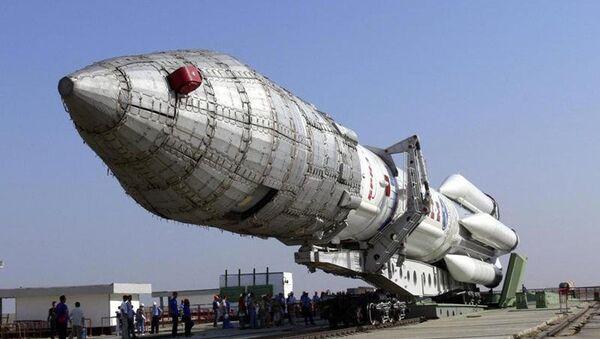 Il razzo Angara-A5 - Sputnik Italia