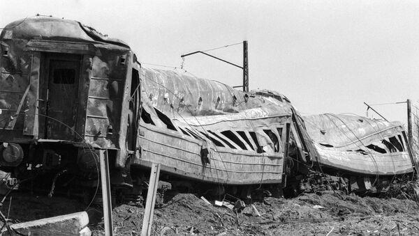 Nel giugno del 1989 sul tratto Ulu-Telyak – Asha (Bashkiria, URSS) si verificò la più grande catastrofe ferroviaria della storia - Sputnik Italia
