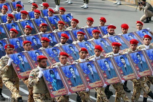 La parata per la Giornata delle Forze Armate della Repubblica Islamica dell'Iran - Sputnik Italia