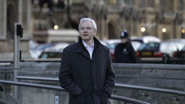 Julian Assange - Sputnik Italia
