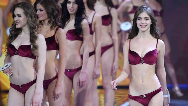 La nuova Miss Russia Alina Sanko. - Sputnik Italia