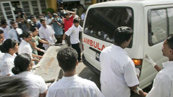 Un pronto soccorso in Sri Lanka (foto d'archivio) - Sputnik Italia