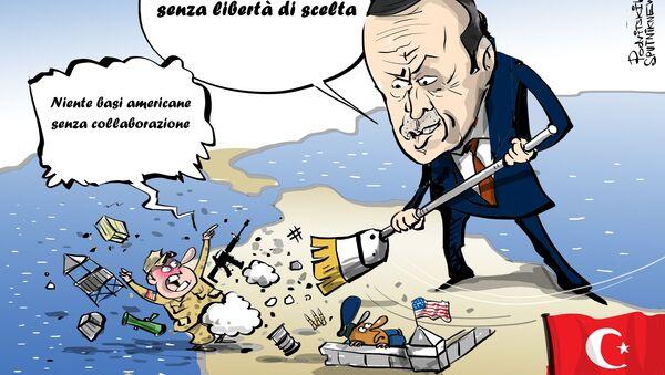 Un senatore statunitense sostiene che gli USA siano pronti a spostare le armi nucleari dalla Turchia alla Grecia. - Sputnik Italia