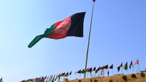 Bandiera Afghanistan - Sputnik Italia