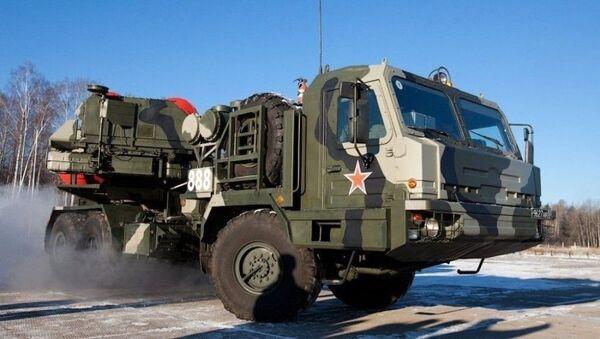 S-500 Prometey - Sputnik Italia