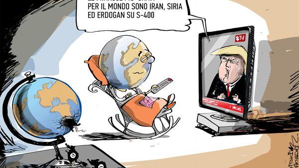 Trump sta salvando la Terra - Sputnik Italia