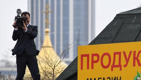 Le foto della visita di Kim in Russia - Sputnik Italia